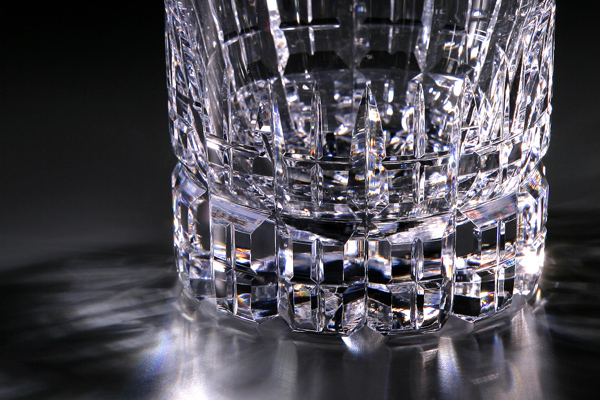 About Crystal glass